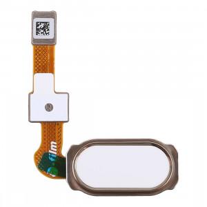 Câble Flex de capteur d'empreinte digitale pour Vivo X9 Plus (Blanc) SH956W632-20