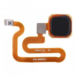 Câble Flex de capteur d'empreinte digitale pour Vivo X20 Plus / X20 (Noir) SH957B1084-20