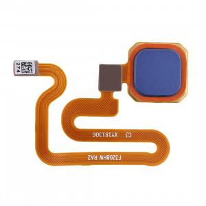 Câble Flex de capteur d'empreinte digitale pour Vivo X20 Plus / X20 (Bleu) SH957L654-20