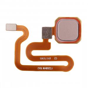 Câble Flex de capteur d'empreinte digitale pour Vivo X20 Plus / X20 (or rose) SH57RG1863-20