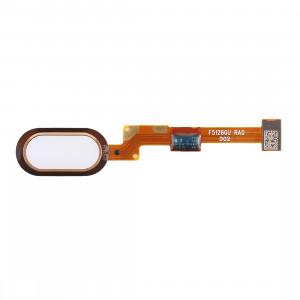 Câble Flex de capteur d'empreinte digitale pour Vivo Y66 / Y67 (or rose) SH59RG629-20