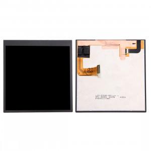 iPartsBuy pour BlackBerry Passport Silver Edition Écran LCD + Assemblage de numériseur à écran tactile SI753L418-20