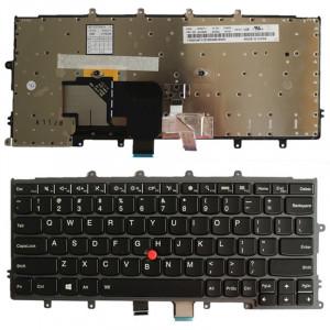 Clavier d'ordinateur portable anglais version US avec bâtons de pointage pour Lenovo IBM Thinkpad X240 / X240S / X250 / X260 / X230S / X270 SH8770266-20