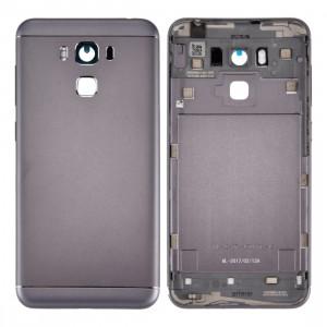 iPartsAcheter pour Asus ZenFone 3 Max / ZC553KL Couverture de batterie en alliage d'aluminium (Gris) SI78HL1243-20