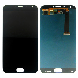 iPartsAcheter Meizu MX5 LCD écran + écran tactile Digitizer Assemblée (Noir) SI171B1074-20