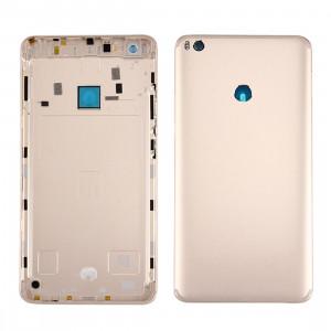 iPartsAcheter Xiaomi Mi Max 2 couvercle arrière de la batterie (or) SI20JL87-20