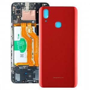 Couvercle arrière avec trou pour Vivo X21 (rouge) SH90RL307-20