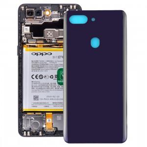 Coque arrière courbée pour OPPO R15 Pro (Violet) SH92PL1194-20