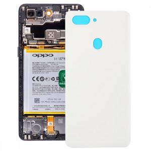 Couverture arrière pour OPPO R15 (Blanc) SH93WL1045-20