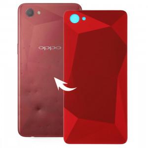 Couverture arrière pour OPPO F7 / A3 (Rouge) SH96RL1258-20