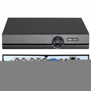 COTIER A81U-ZS 5 en 1 DVR AHD Dual Channel H.264 1080N 8 canaux, prise en charge des signaux AHD / TVI / CVI / CVBS / IP (noir) SC250B1200-20