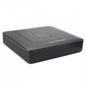 COTIER A4 / Mini-MS 5-en-1 Mini-enregistreur AHD double canal H.264 1080N à 4 canaux, prise en charge des signaux AHD / TVI / CVI / CVBS / IP (noir) SC255B620-20