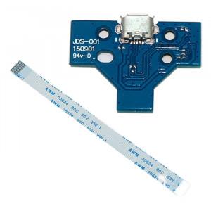 JCD JDS-001 Board de chargement USB avec câble FPC Flex de 14 broches pour PS4 SH32741088-20