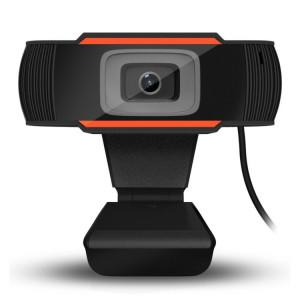 HXSJ A870 Webcam HD 480P Caméra PC pour Skype pour Android TV Caméra d'ordinateur rotative USB Web Cam SH9259941-20