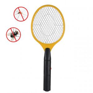 Raquette à main tapette moustique insecte maison jardin parasite punaise mouche moustique Zapper tapette tueur tapette à mouche électrique (jaune) SH901A433-20