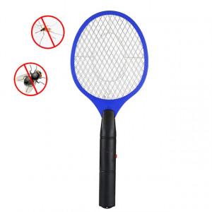 Raquette à main tapette moustique insecte maison jardin parasite punaise mouche moustique Zapper tapette tueur tapette à mouche électrique (bleu) SH901C1358-20