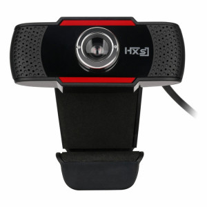 HXSJ USB Webcam HD 300 Megapixel PC Camera with Absorption Microphone SH0497332-20
