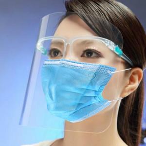 Masque transparent anti-éclaboussures anti-salive (Transparent) SH501D731-20