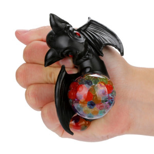 3 PCS SqueezableToy Jouet de chauve-souris de soulagement du stress Soft et flexible à la hausse lente SH32341709-20