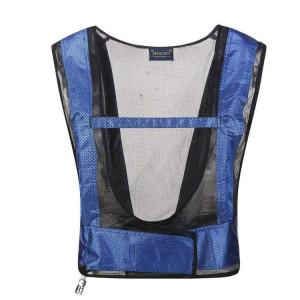 Soudeur portable Heatstroke Cooling Air Conditioning Vest, Taille: Taille unique (Bleu) SH601A1725-20
