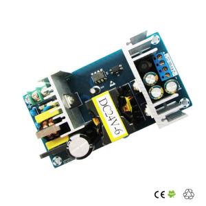 Module d'alimentation AC-DC AC 100-240V à DC 24V max 9A 150w AC DC Switching Power Board Board 24V adapter, Type de prise: Universel SH8001687-20