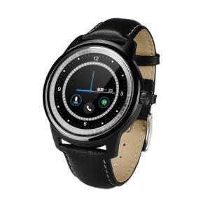DOMINO DM365 1,33 pouces sur la cellule IPS Full View écran tactile capacitif MTK2502A-ARM7 Bluetooth 4.0 Smart Watch Téléphone, soutien Facebook / WhatsApp / Raise à l'écran brillant / Flip main pour Switch SD432B1768-20