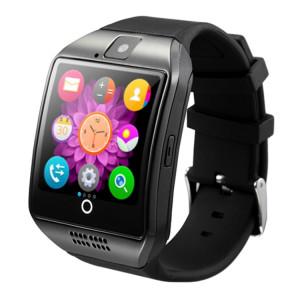 Q18 1.54 pouces TFT écran MTK6260A 360MHz Bluetooth 3.0 Smart Bracelet Montre Téléphone avec podomètre et moniteur de sommeil et calculatrice et rappel d'appel et SMS / Wechat Alertes & Affichage de l'horloge SQ881B1607-20
