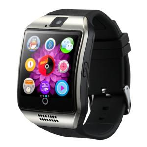 Q18 1.54 pouces TFT écran MTK6260A 360MHz Bluetooth 3.0 Smart Bracelet Montre Téléphone avec podomètre et moniteur de sommeil et calculatrice et rappel d'appel et SMS / Wechat Alertes & Affichage de l'horloge SQ881S1883-20