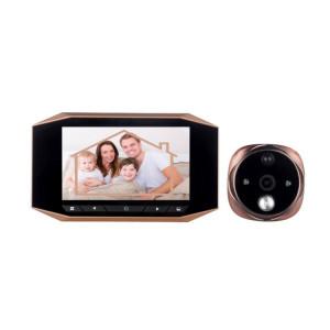 M525 3,5 pouces TFT écran 2.0MP caméra vidéo sonnette, carte de TF de soutien (32 Go Max) et détection de mouvement SM0019873-20