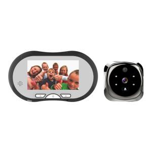 M3506 4.3 pouce TFT Écran Couleur 2.0MP Sécurité Caméra Vidéo Intelligent Sonnette Judas Visionneuse SM0021542-20