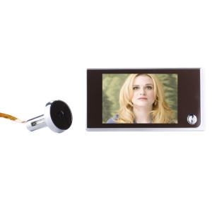SN520A 3.5 pouces écran 1.0MP caméra de sécurité Digital Judas de porte Judas SH0033107-20