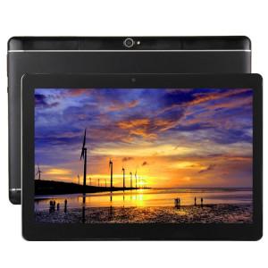 10,1 pouces Tablet PC, 2 Go + 32 Go, Android 6.0 MTK8163 Quad Core A53 64 bits 1,3 GHz, OTG, WiFi, Bluetooth, GPS (Noir) S1651B1273-20
