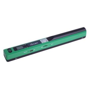 iScan01 Scanner portatif portatif de document mobile avec l'affichage à LED, capteur d'image de contact d'A4, appui 900DPI / 600DPI / 300DPI / PDF / JPG / TF SI001G0-20