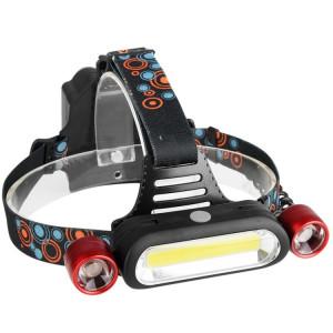 YWXLight Projecteurs rechargeables à 3 modes à luminosité réglable de 2000 lumens (rouge) SY886R1465-20