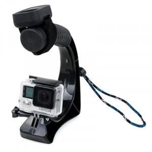 TMC Self-Portrait Handheld Grip Mount pour GoPro Hero4 / 3+ / 3/2/1, Xiaomi Yi Sport Camera, SJ4000 ST01371-20