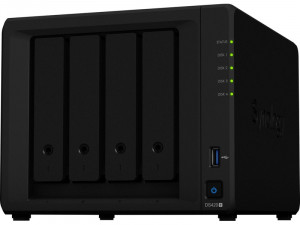 Synology DiskStation DS420+ Serveur NAS 24 To NASSYN0568N-20