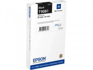 Epson T9081 Noir XL Cartouche pour WorkForce Pro WF-6XXX ENCEPS0380-20
