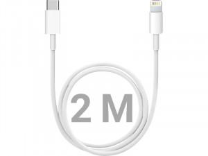 Novodio câble Lightning vers USB-C 2 mètres Charge et synchronisation CABNVO0020-20
