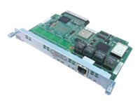Cisco High-Speed DSL modem EHWIC 5.696 Mbps analogue ports: 4 XIEHWICSHDSLEA41-20