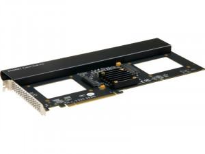Sonnet Fusion Dual U.2 Carte PCIe pour 2 SSD U.2 NVMe CARSON0069-20