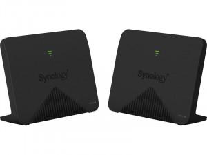 Synology MR2200ac Lot de 2 routeurs Wi-Fi Mesh AC2200 WLSSYN0003D-20