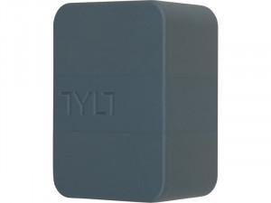 TYLT 4.8A-WALL Gris Chargeur de voyage EU/US/UK avec 2 ports USB 2 x 2,4A AMPTYT0005-20