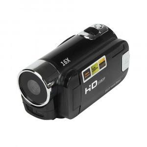 Caméscope numérique à zoom numérique HD 1080p 16M 16X avec caméra TPT, caméra domestique DV noir, Royaume-Uni C96301027-20
