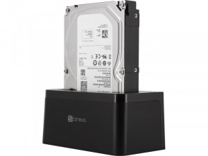 "Storeva DriveDock Type-C 1 To Dock USB-C UASP + Disque dur 3,5"" 7200 tr/min ADPSRV0163D-20"
