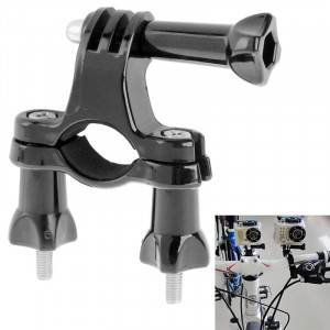 ST-01 Bicycle Bike Ride Guidon / Tige de selle Pole Mount pour GoPro Hero 4 / 3+ / 3/2/1 (Noir) SS00087-20