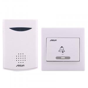 Sonnette de musique numérique sans fil Aiton V006C, Distance du récepteur: 150 m SS1169-20