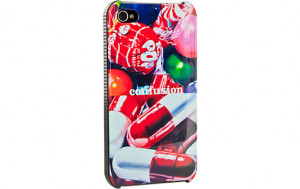 Novodio ArtCase Confusion Coque de protection pour iPhone 4 / 4S AMPNVO0259-20