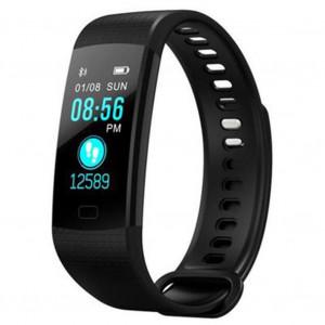 Bracelet intelligent Écran couleur Bracelet intelligent Activité de fréquence cardiaque Tracker Fitness Bande intelligente CB29221884-20