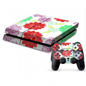 Stickers autocollants en vinyle pour console de jeux PS4 SS025P-20