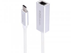 EZQuest Adaptateur USB-C vers Ethernet Gigabit X40091 ADPEZQ0006-20